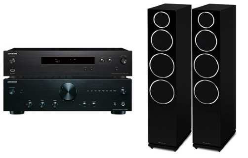 Onkyo A-9010 + NS-6130 + Diamond 240 - 25047