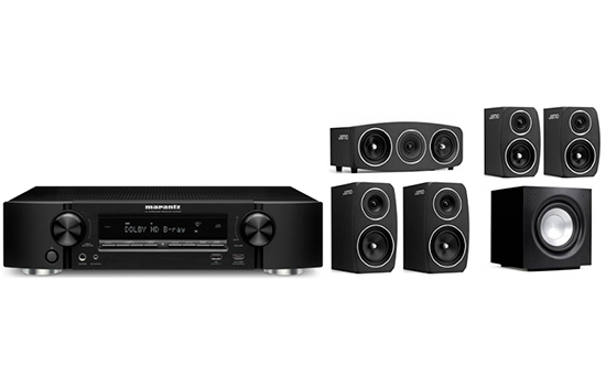 Marantz NR 1608 + C93 Cinema - 25158