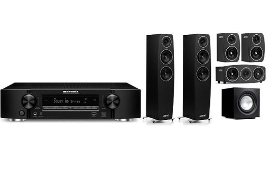 Marantz NR 1608 + C95 Cinema - 25159