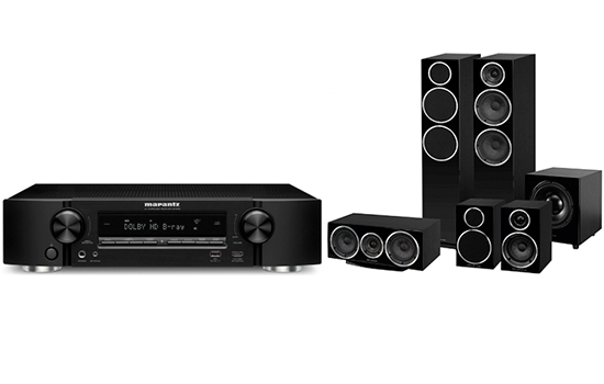 Marantz NR 1608 + Diamond 230 HC 5.1 - 25164