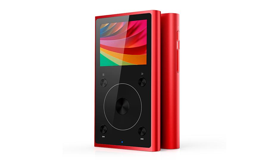 Fiio X1II Rojo Edición limitada - 25342
