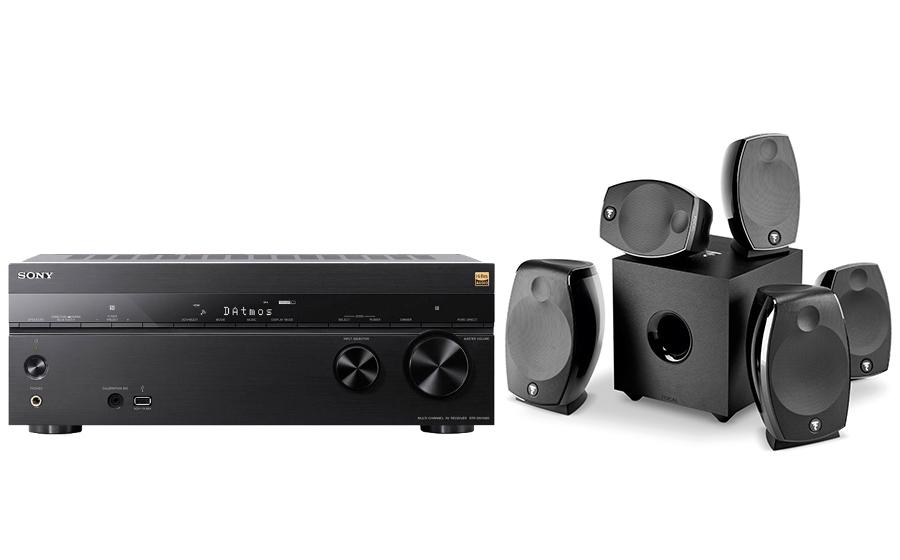 Sony STR-DN1080 + Sib Evo 5.1.2 - 25486