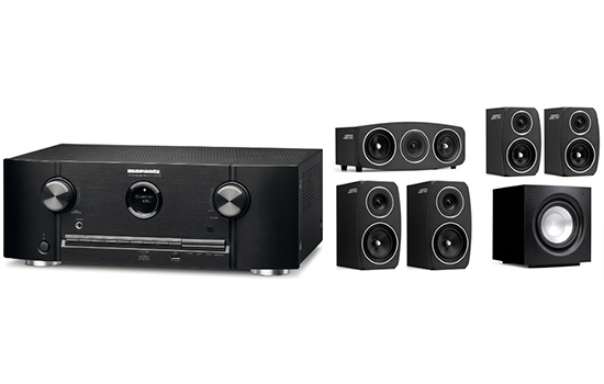 Marantz SR5012 + C93 Cinema Pack - 25594