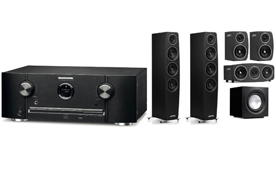 Marantz SR5012 + C97 Cinema Pack - 25596