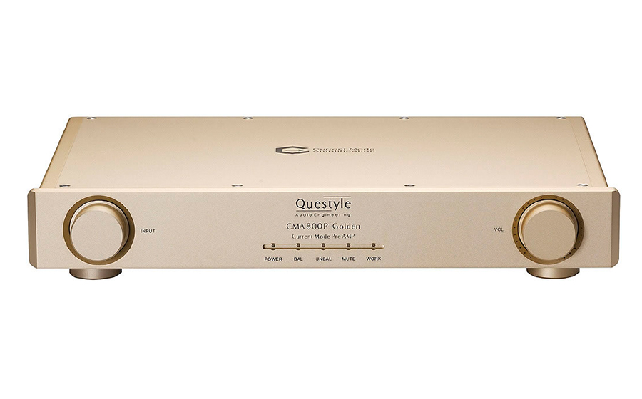 Questyle CMA-800P Gold - 25710