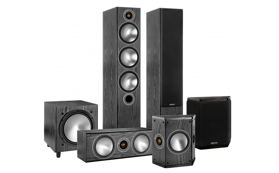 Monitor Audio Bronze 6AV Power - 25759