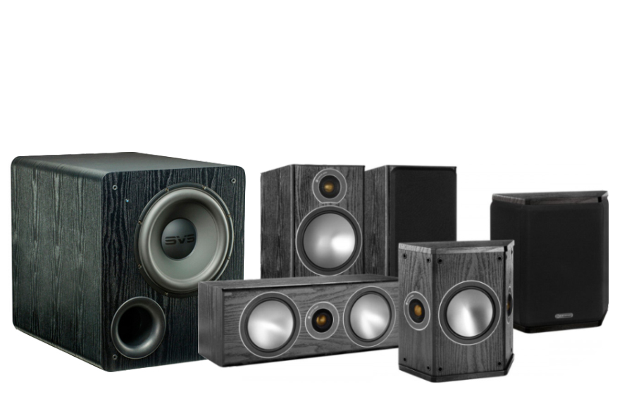 Monitor Audio Bronze 2 5.0 + PB-2000 - 25767