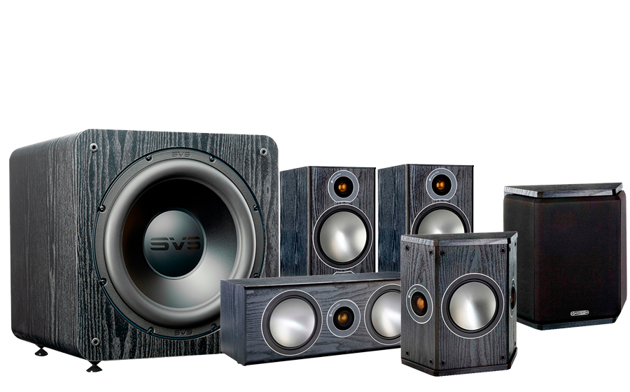 Monitor Audio Bronze 2 5.0 + SB-2000 - 25768