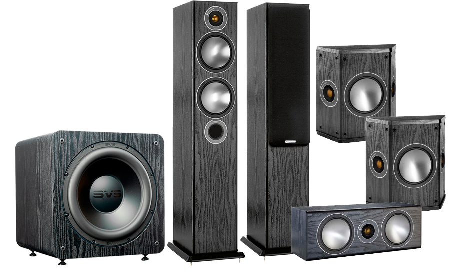 Monitor Audio Bronze 5AV + SB-2000 - 25769