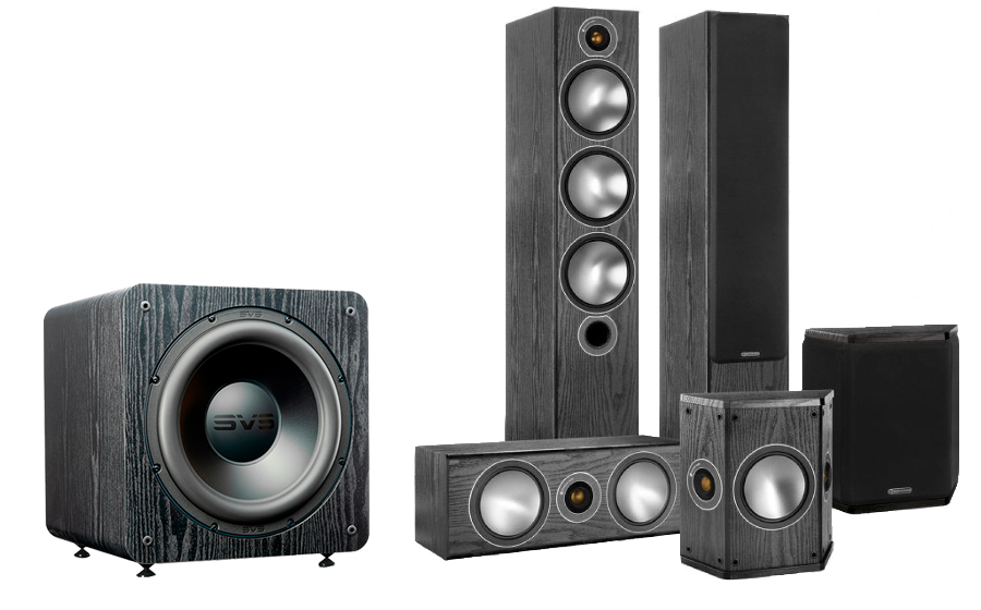 Monitor Audio Bronze 6AV + SB-2000 - 25772