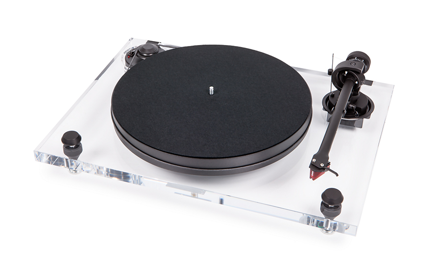 Pro-Ject 2Xperience Primary Clear Acryl - 25869