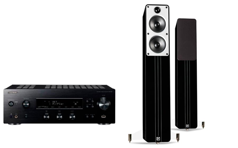 Pioneer SX-N30AE + Concept 40 - 26145