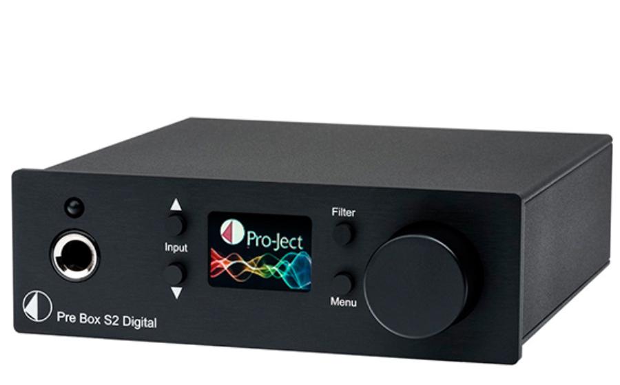 Pro-Ject Pre-Box S2 Digital DAC - 26223