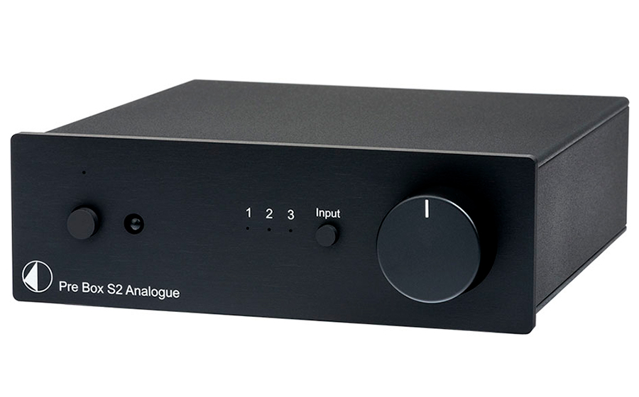 Pro-Ject Pre Box S2 Analogue   - 26229