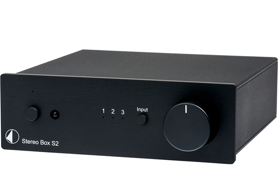 Pro-Ject Stereo Box S2 - 26230