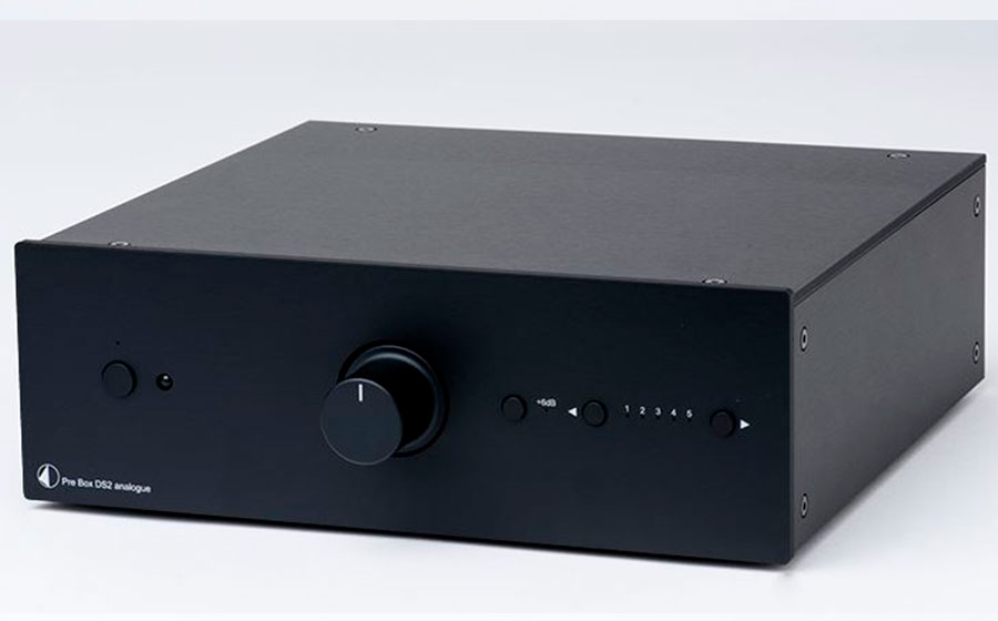 Pro-Ject Pre Box DS2 analogue - 26243