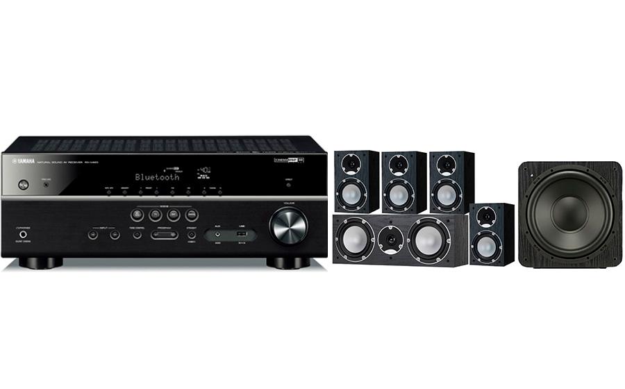 Yamaha RX-V483 + Mercury 7.1+SB1000 - 26281