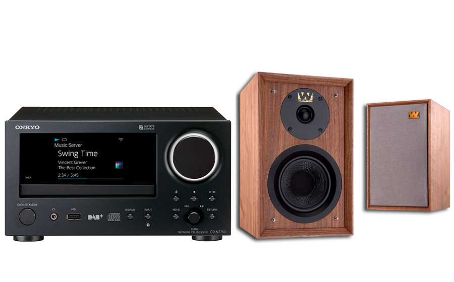 Onkyo CR-N775D + DENTON 80th Anniversary - 26487