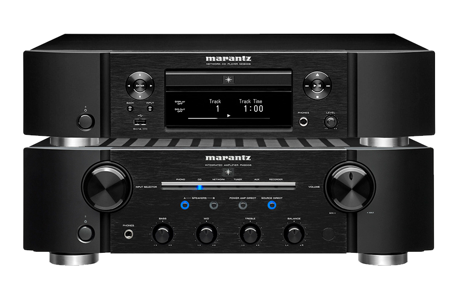 Marantz PM8006+ND8006 - 26631