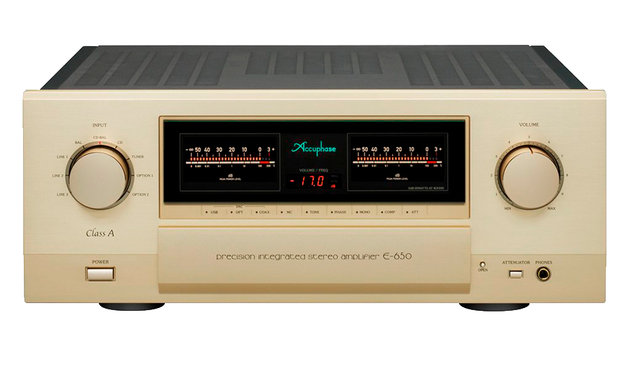 Accuphase Japan E-650  - 26688