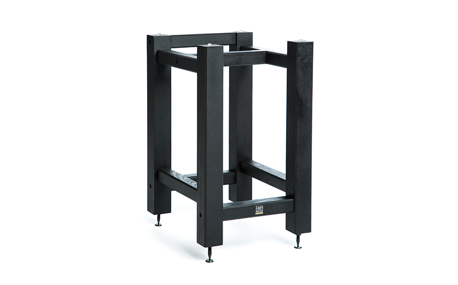Hi-Fi Racks Fortis 3 1 Speaker Stands - 26693