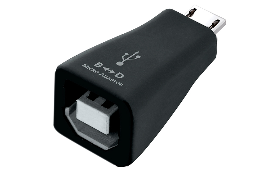 Audioquest USB Standard-B to Micro-B Adaptor - 26713