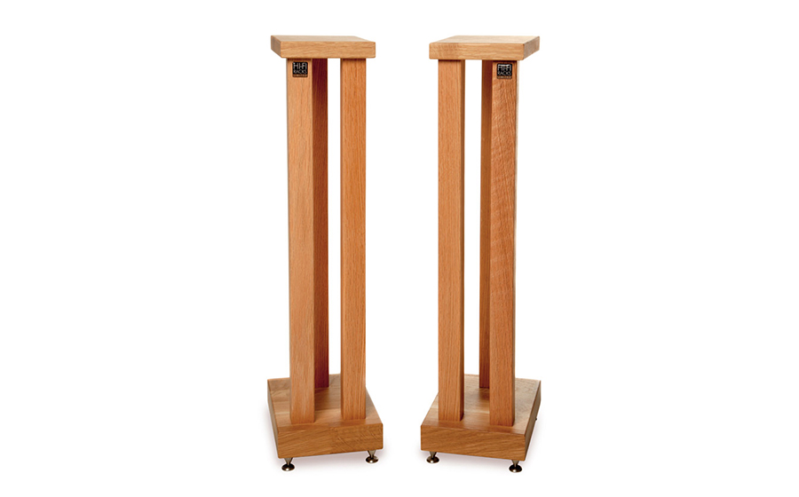 Hi-Fi Racks Podium Slimline Speaker Stands - 26802