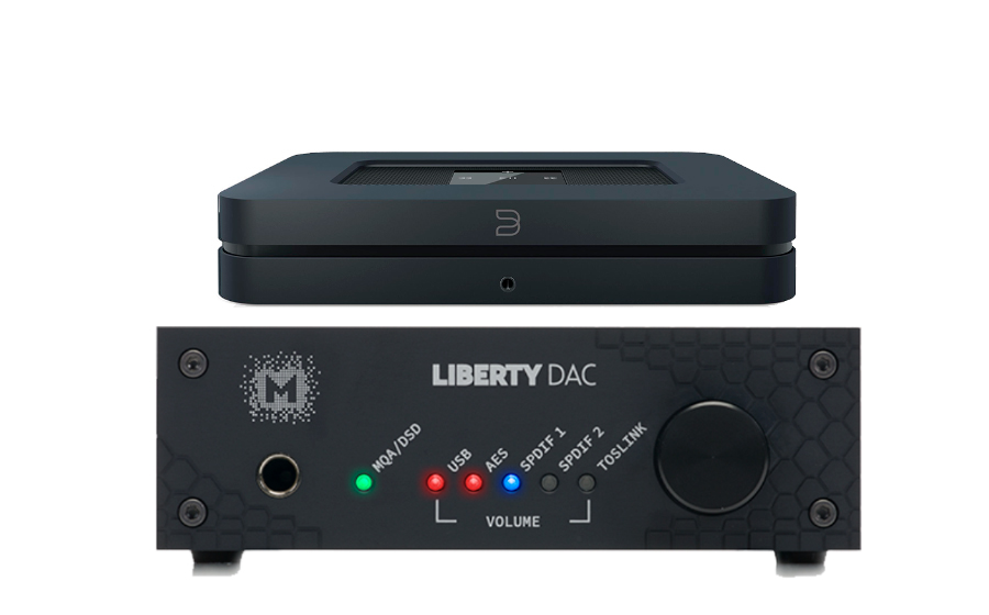 Mytek Digital Liberty DAC + Node 2 - 26955