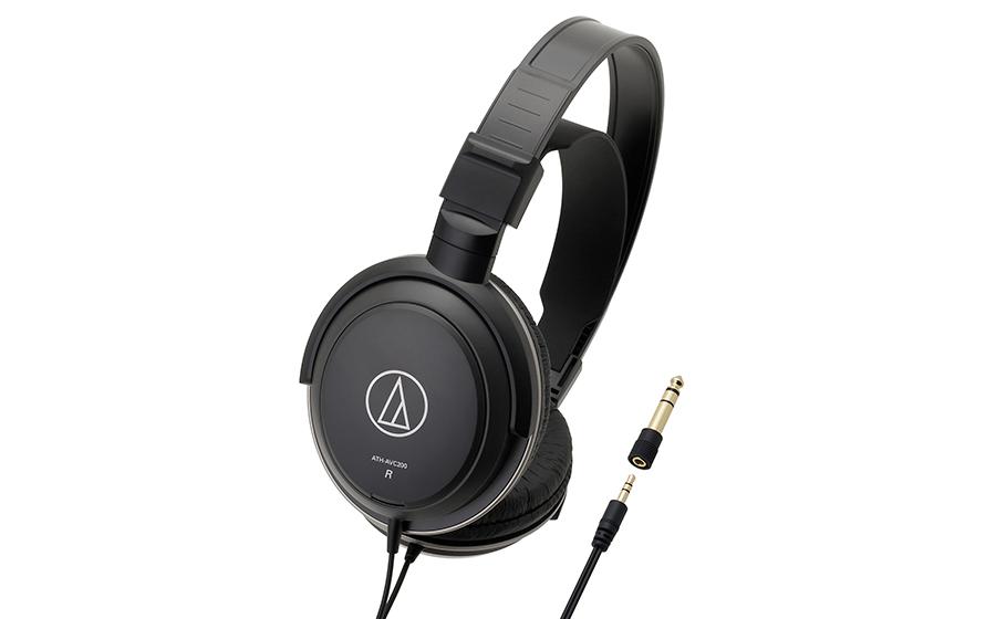Audio-Technica ATH-AVC200 - 27069