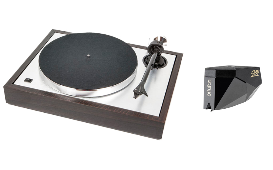 Pro-Ject The Classic + 2M Black - 27147
