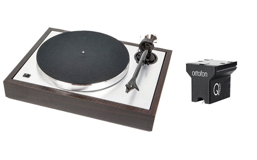 Pro-Ject The Classic + Quintet Black S - 27149