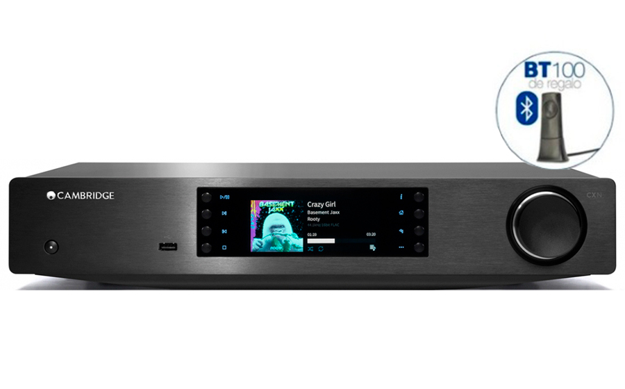 Cambridge Audio CXN V2 + BT100 - 27163