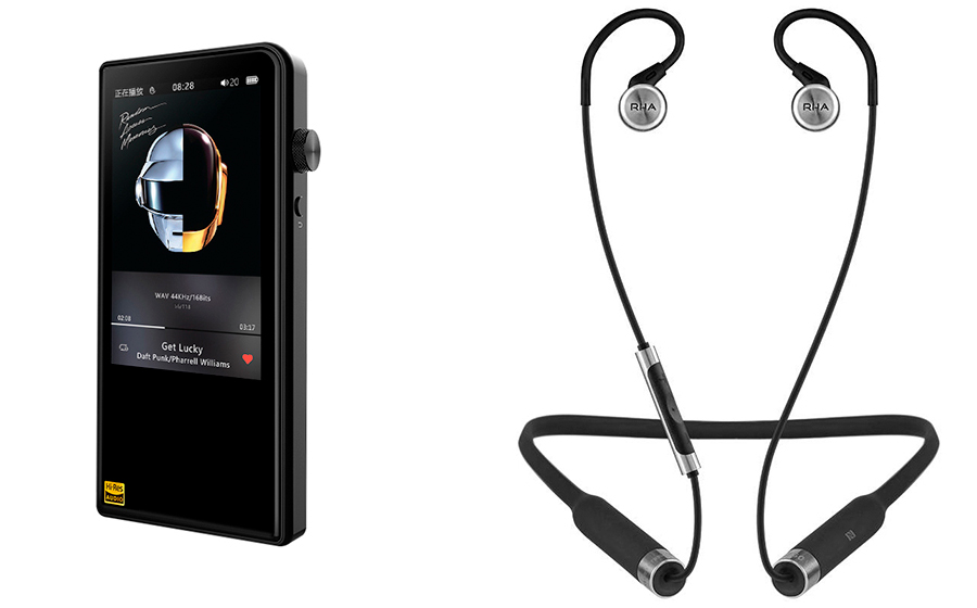 Shanling M3S + MA750 Wireless - 27286