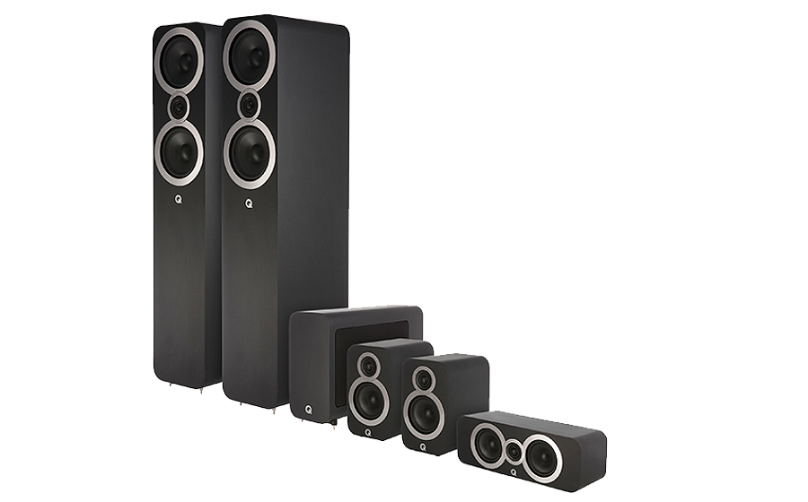 Q-Acoustics Q3050i Cinema Pack - 27496