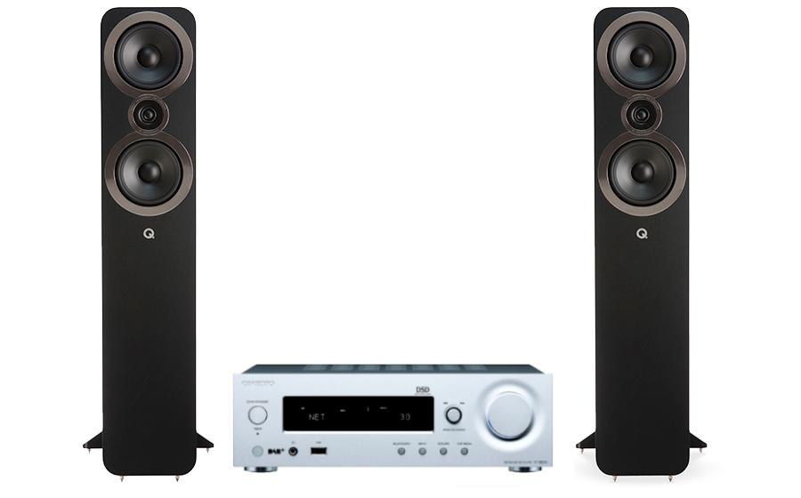 Onkyo R-N855 + Q3050i - 27573