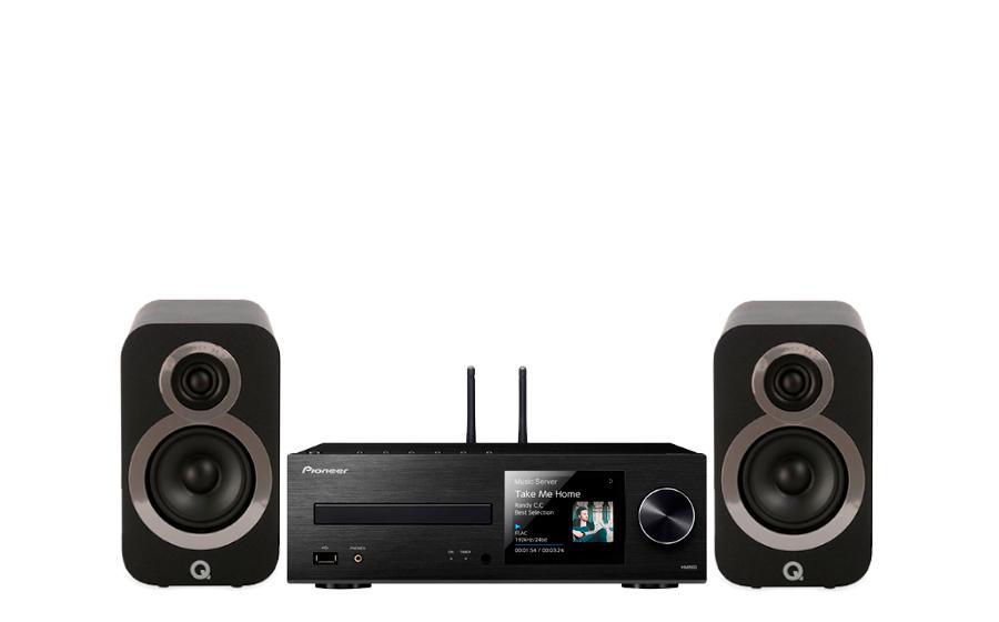Pioneer XC-HM86D + Q3010i - 27574