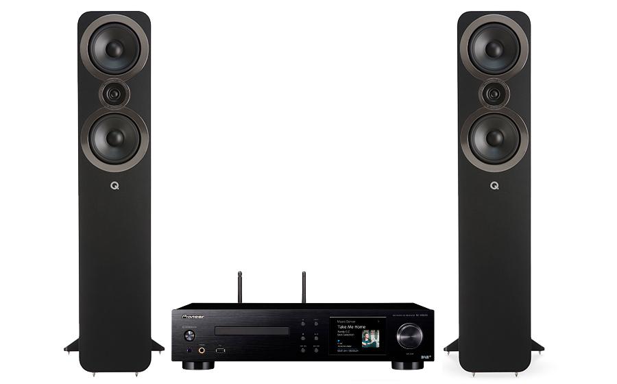 Pioneer NC-50DAB + Q3050i - 27580