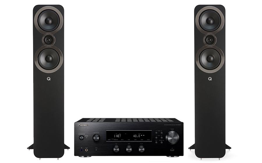 Pioneer SX-N30AE + Q3050i - 27583