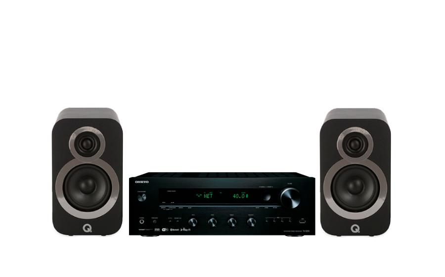 Onkyo TX-8250 + Q3010i - 27584