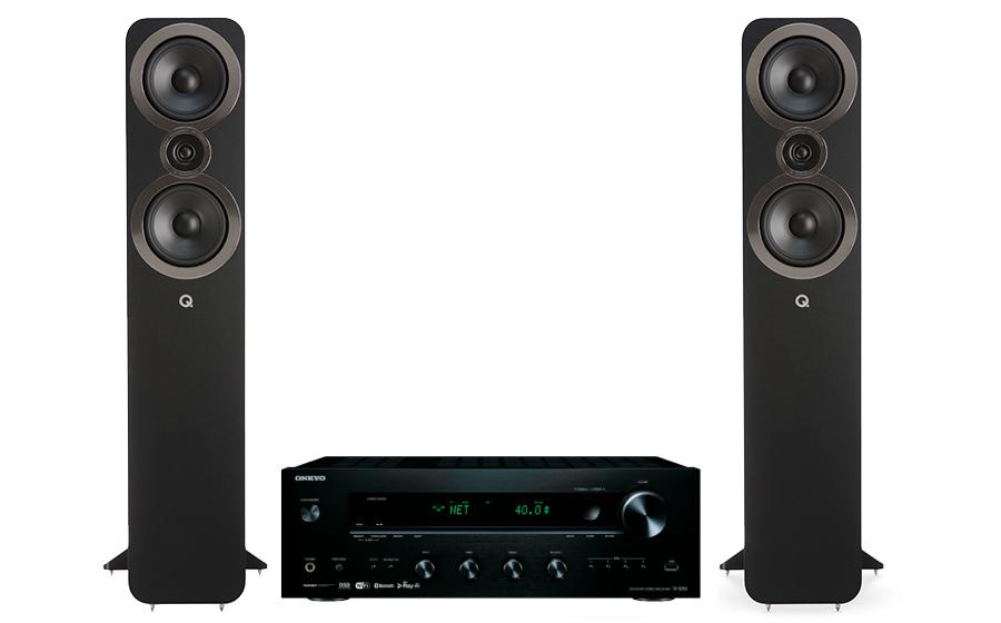 Onkyo TX-8250 + Q3050i - 27586