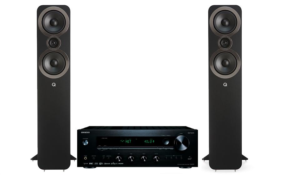 Onkyo TX-8270 + Q3050i - 27592