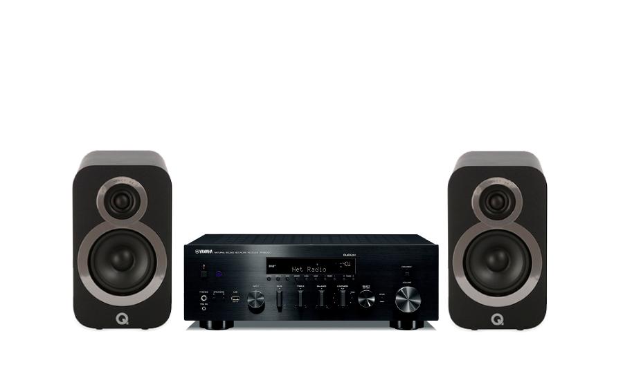 Yamaha R-N803D + Q3010i - 27593