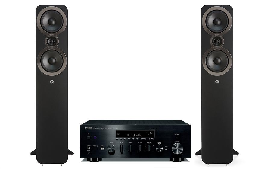 Yamaha R-N803D + Q3050i - 27595