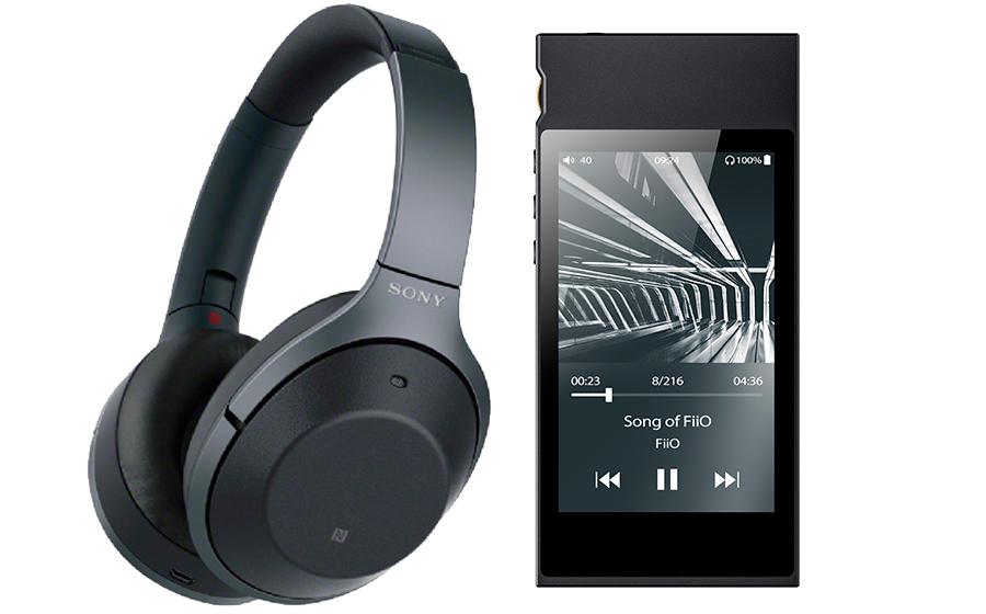Sony WH-1000XM2 + M7 - 27808