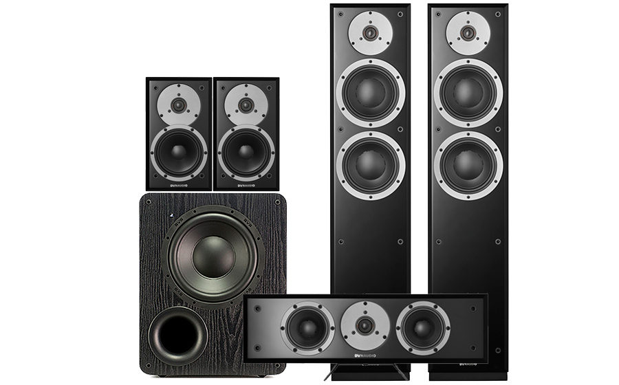 Dynaudio E6 PLUS + PB 1000 - 27821