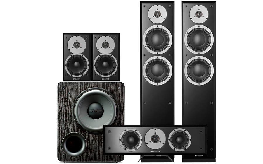 Dynaudio E6 PLUS + PB 2000 - 27822