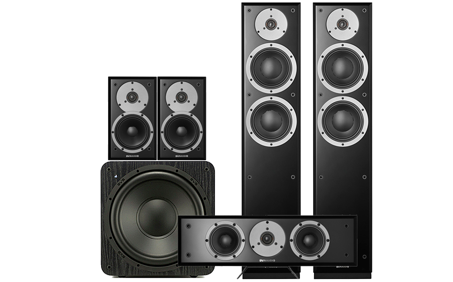 Dynaudio E6 PLUS + SB 1000 - 27823