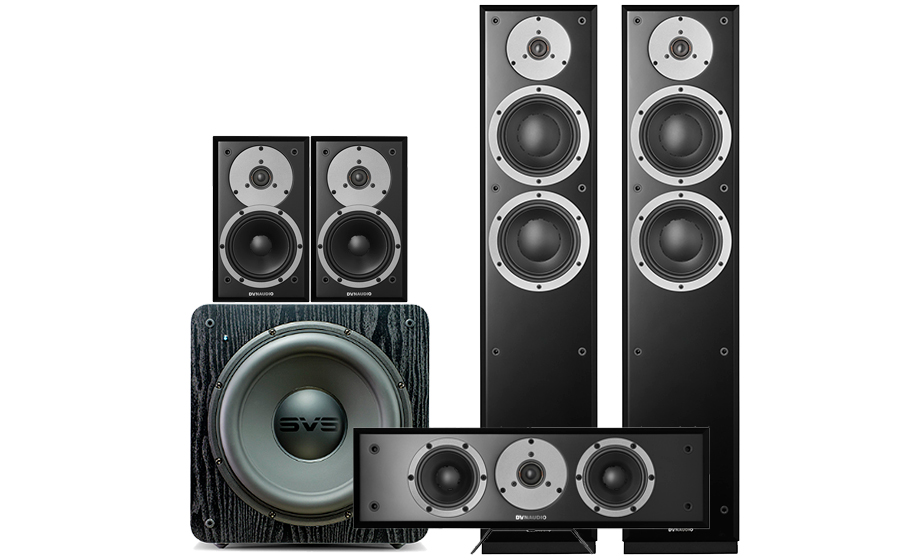 Dynaudio E6 PLUS + SB 2000 - 27824