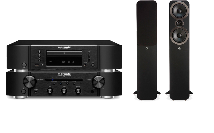 Marantz PM6006+CD6006+3050i - 28422