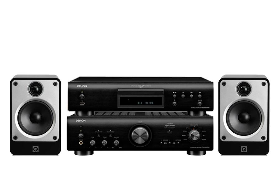 Denon PMA-800NE + DCD-800NE + Concept 20 - 28536